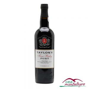 vinho do porto taylors fine ruby